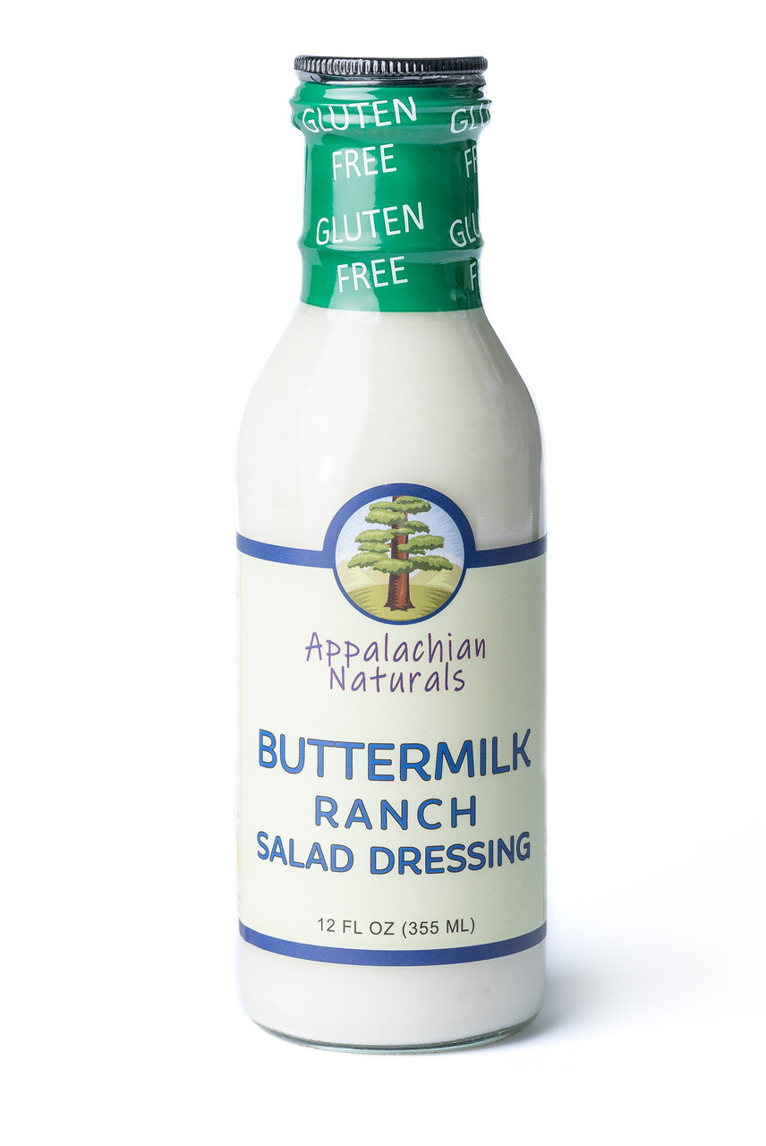 Appalachian Naturals Dressing - Buttermilk Ranch