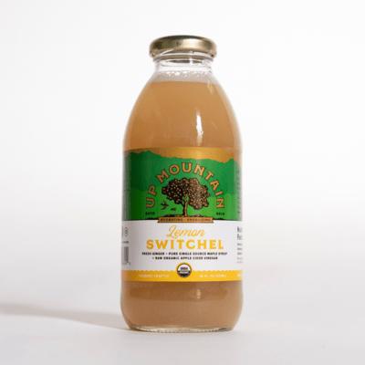 Up Mountain Organic Lemon Switchel