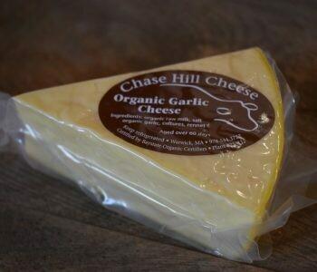 Chase Hill GARLIC Cheese