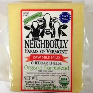 Neighborly Farms MILD Cheddar Cheese