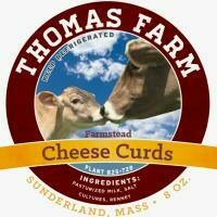 Thomas Farm Cow Cheese CURDS 8oz