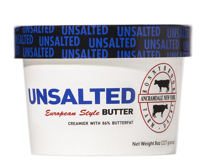 Ronnybrook Farm Unsalted Butter