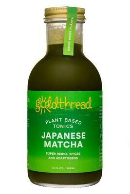 Goldthread Japanese Matcha