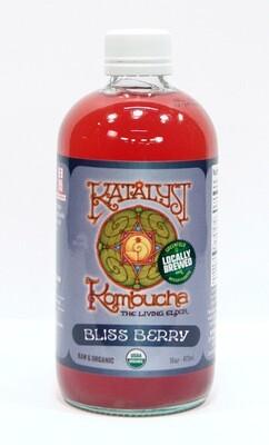 Katalyst Kombucha Bliss Berry