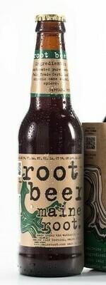 Maine Root Root Beer Soda