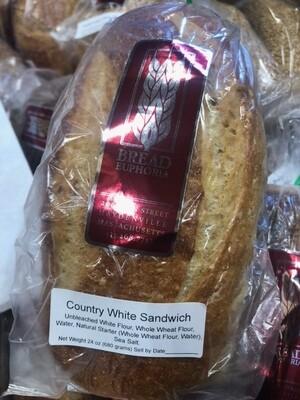 Bread Euphoria - White Sandwich