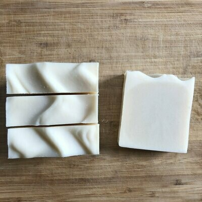 Amherst Soap Unscented Coconut Milk