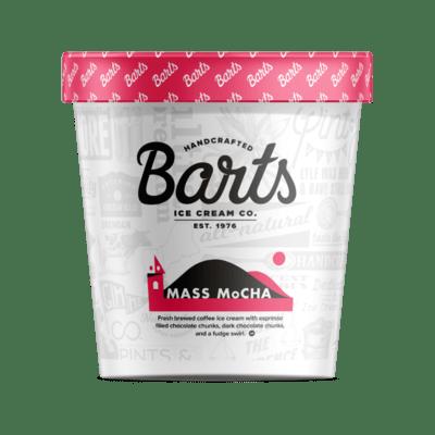 Bart's Ice Cream - Mass Mocha
