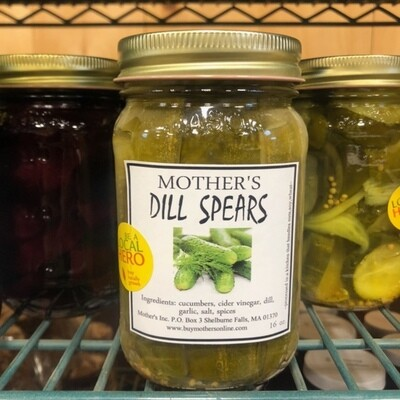 Mother's Dill Spears