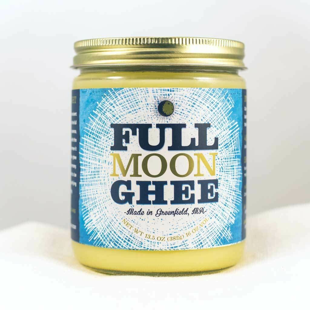 Full Moon Ghee 16 oz.