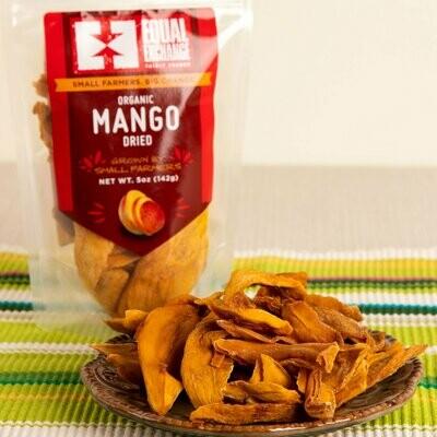 Equal Exchange Dried Mango 5 oz.