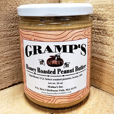 Gramp's Honey Roasted Peanut Butter