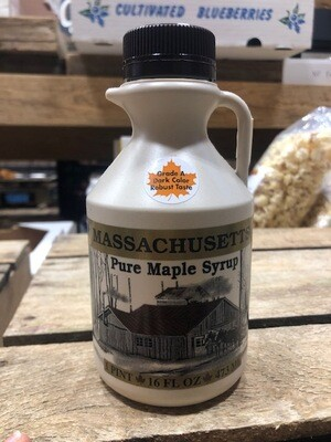 Pure Maple Syrup Dark Pint - 16 oz.