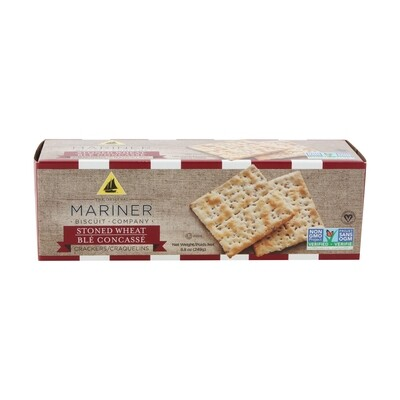 Mariner Stoned Wheat Crackers