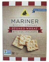 Mariner (Bite sized) STONED WHEAT Crackers