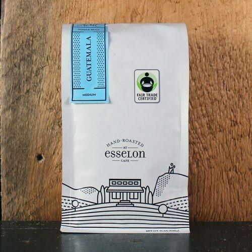 Esselon Cafe GUATEMALA Whole Bean Coffee