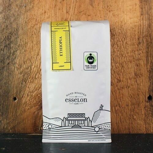 Esselon Cafe ETHIOPIA Whole Bean Coffee