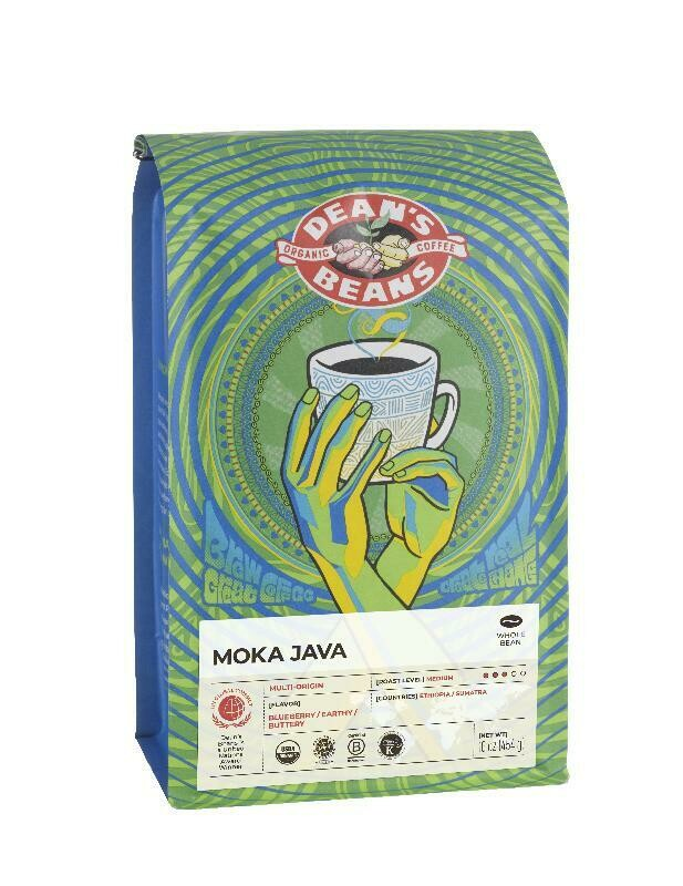 Dean's Beans Coffee - Moka Java