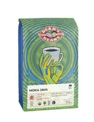 Dean's Beans Coffee - Moka Java