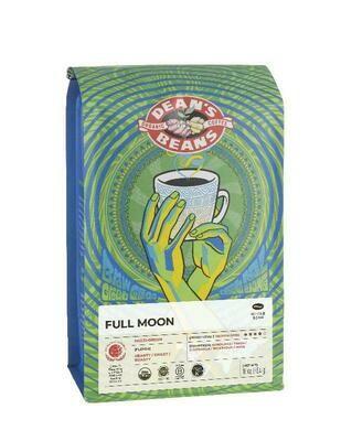 Dean's Beans Coffee - Full Moon
