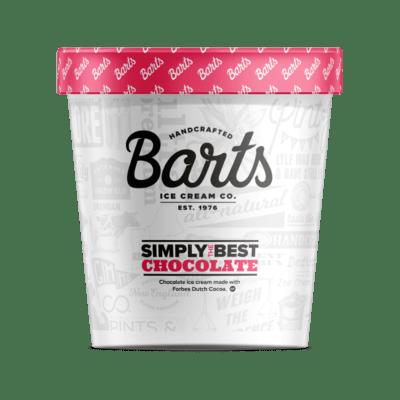 Bart's Ice Cream - Chocolate