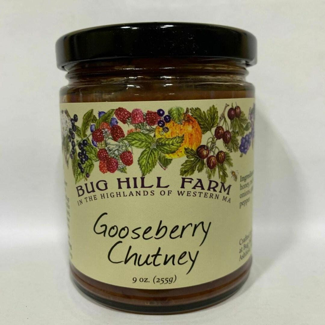 Bug Hill Farm GOOSEBERRY CHUTNEY