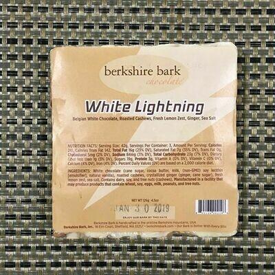Berkshire Bark - White Lightning