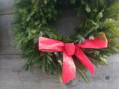 Pieropan Farm Medium HOLIDAY WREATH