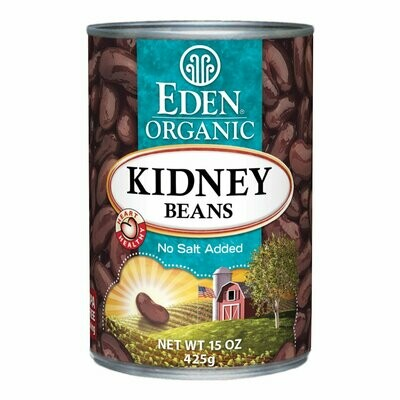 Eden Organic Kidney Beans 15 oz. can