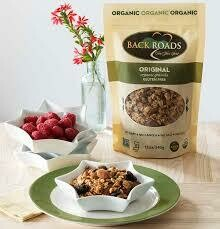 Back Roads Original Granola 10 oz.