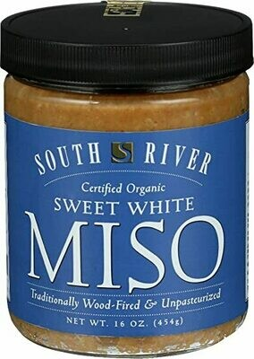 South River SWEET WHITE Miso