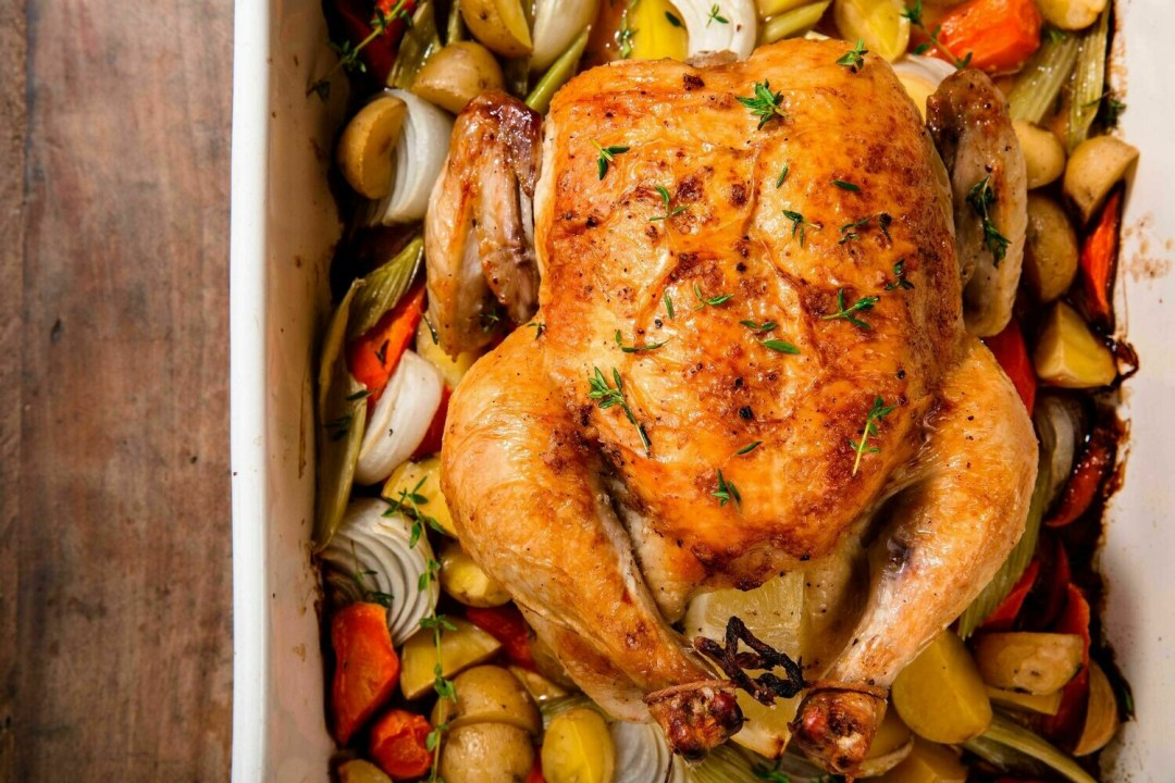 Reed Farm Whole Chicken (avg. 5 lbs)