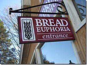 Bread Euphoria - Whole Wheat Sandwich (frozen)