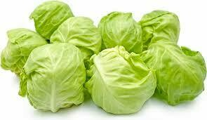 *Pete's Greens Small Green Cabbage