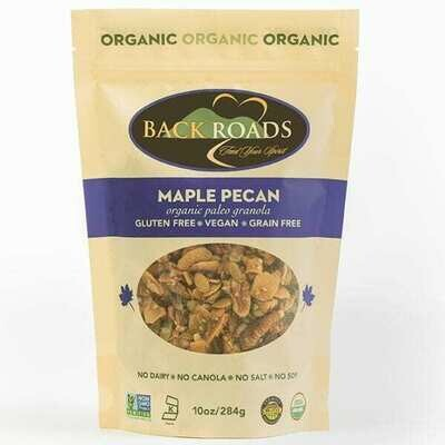 Back Roads Maple Pecan Granola 10 oz.