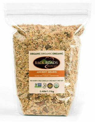 Back Roads Ancient Grains Granola BULK 2.45 lbs