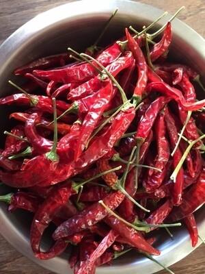 Kitchen Garden Dried Thai Peppers