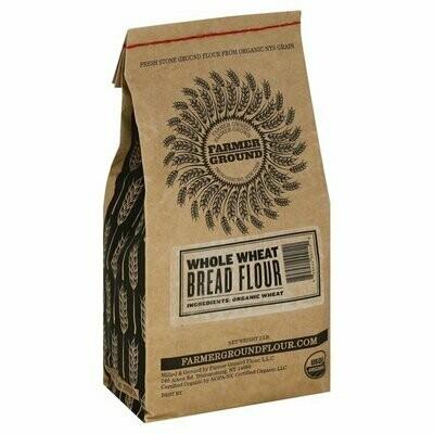 Farmer Ground - Whole Wheat Bread Flour
