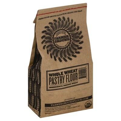 Farmer Ground - Whole Wheat Pastry Flour