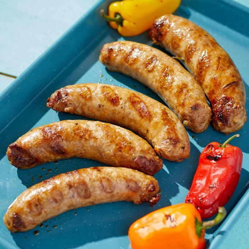 Pork, Sweet Italian Sausage - Linked - SGF