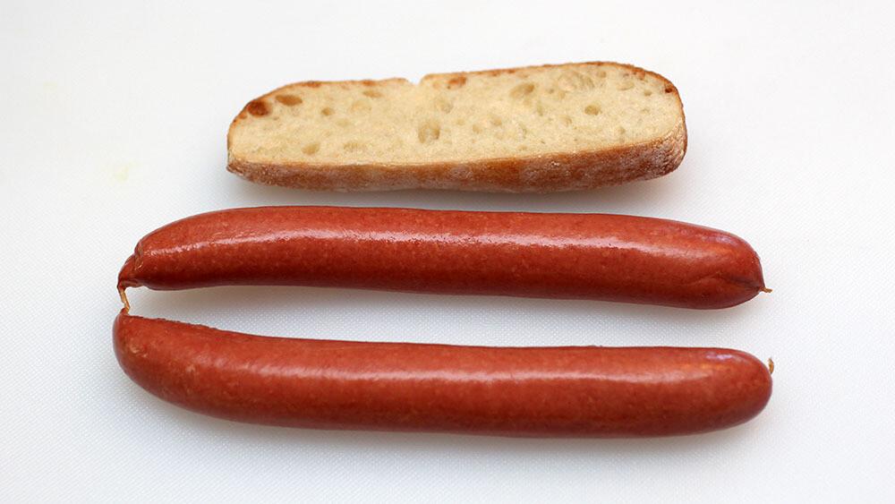 SGF Pork Frankfurter