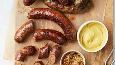 SGF Pork Hot Italian Sausage Links
