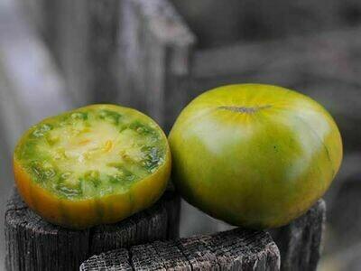 Ox And Robin Seeds- Malachite Box Tomatoes