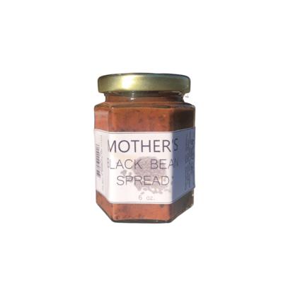 Mother's Black Bean Spread