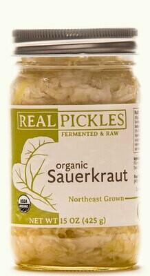 Real Pickles Sauerkraut