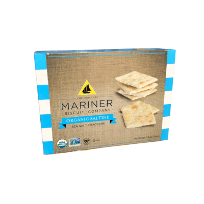 Mariner Organic Saltines