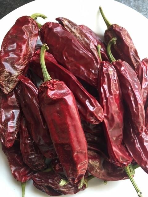 Kitchen Garden Dried Espelette Peppers