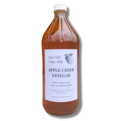 Side Hill Cider Mill Apple Cider Vinegar
