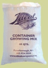 Ideal Compost Container Growing Mix 40 qt. bag