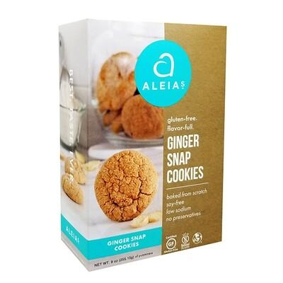 Aleia's GF Ginger Snap Cookies